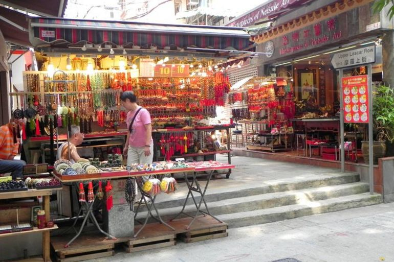 Market Tour - Hong Kong