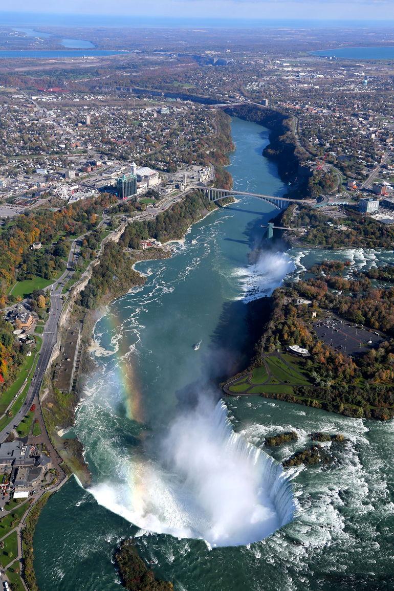 Niagara Falls and up the River - Niagara Falls & Around