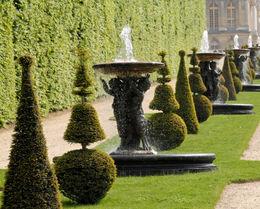 Versailles gardens - July 2012