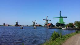 Windmills Paradise @ Zaanse Schans , melisaleunghx - June 2016