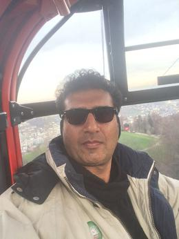 On the way to Pilatus - Gondola Ride , neerviator - December 2016