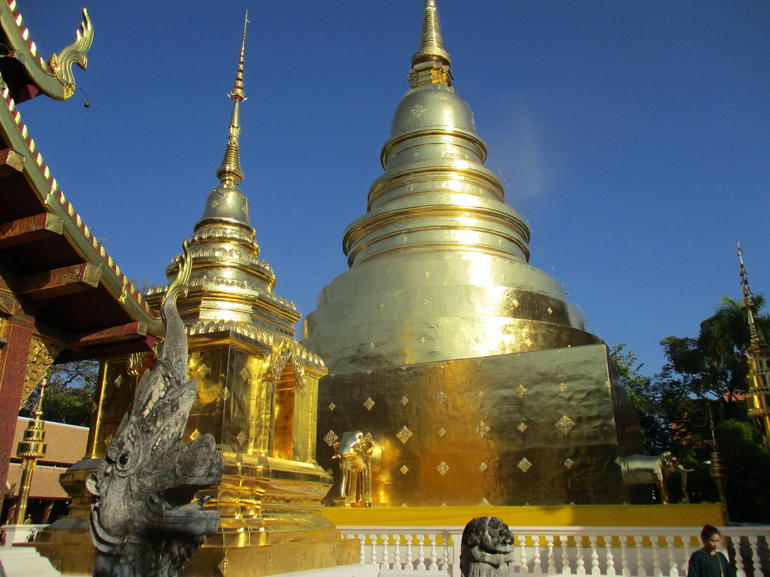 Chiang Mai City and Temples Half-Day Tour photo 19