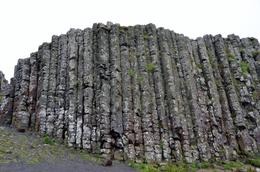 Some of the tallest pillars at Giant's causeway , Michelle M - July 2017
