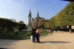 Us at Notre Dame , Chris M - November 2017