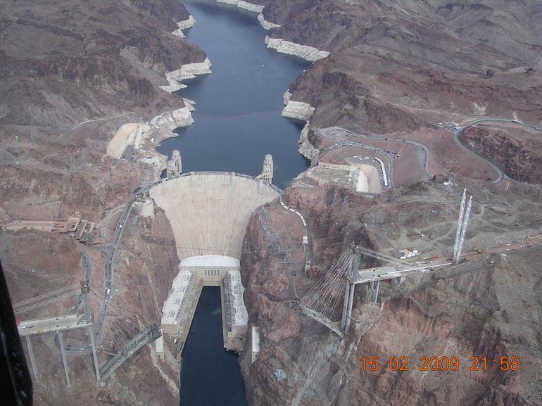 Aerial shot - Las Vegas