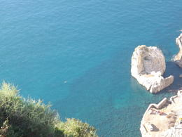 Just one of the amazing views seen in Sorrento. , Sandra S - December 2014