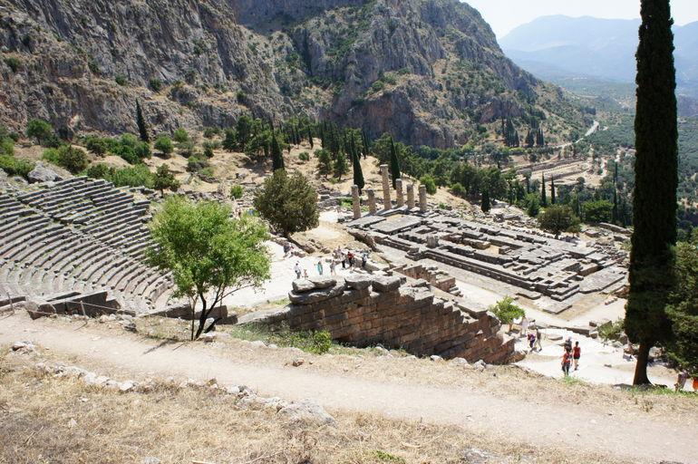 Delphi - Athens