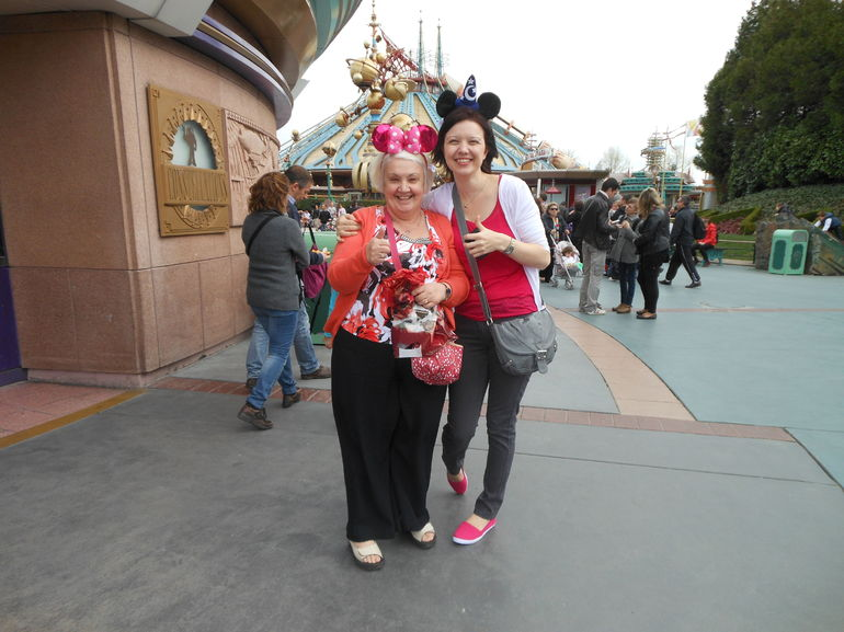 Disney! - Paris