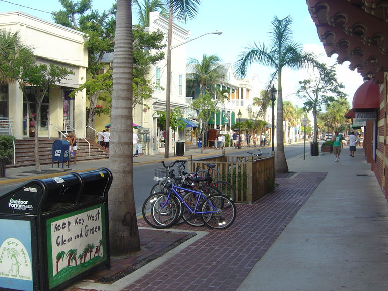 Duval Street - Key West