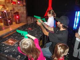 Kids loved it. - November 2011