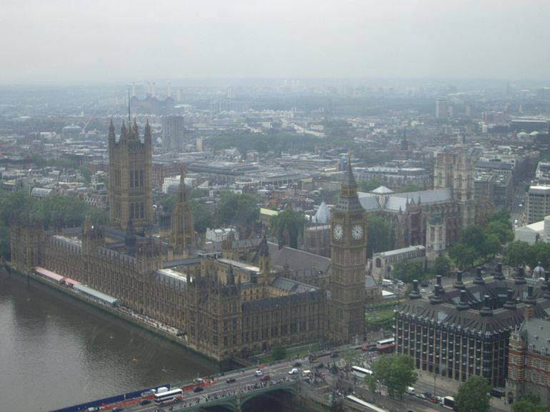 Great view! - London