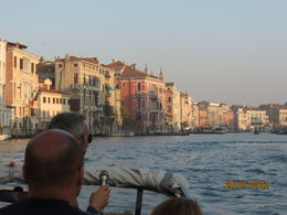 View from the Grand Canal boat tour. , JDuczman - October 2012