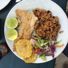 Isla Baru Food , Kashma E - October 2015