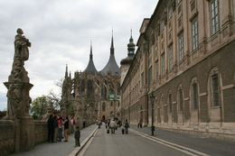A view towards the Basilica, Hendrik H - May 2009