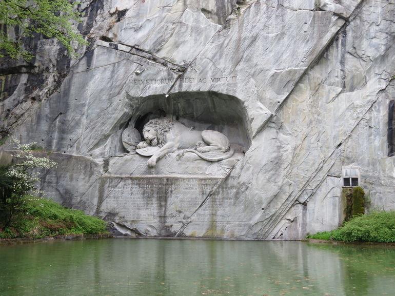 Le�o de Lucerna - Zurich