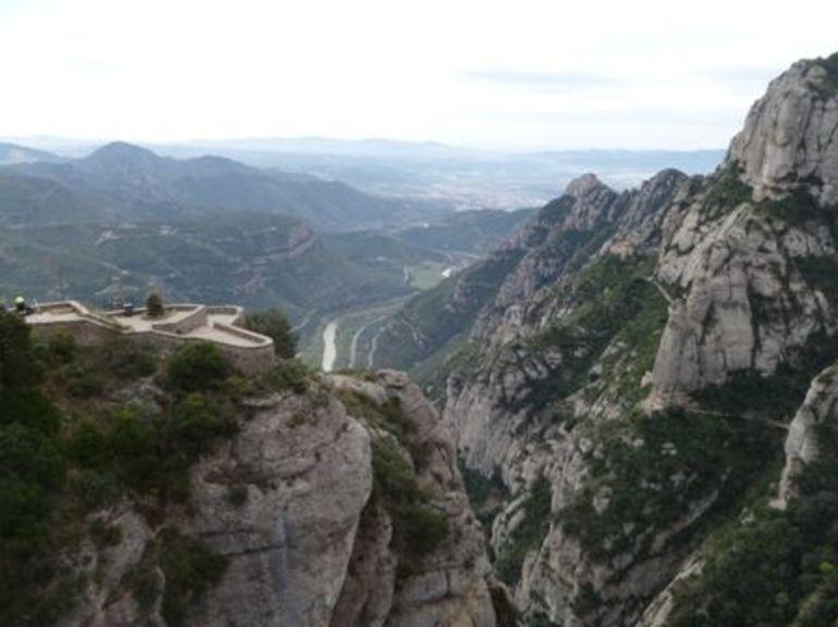 Montserrat vista! - Barcelona