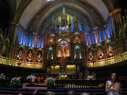 Inside the Cathedral is Incredible! , Rebecca H - August 2015