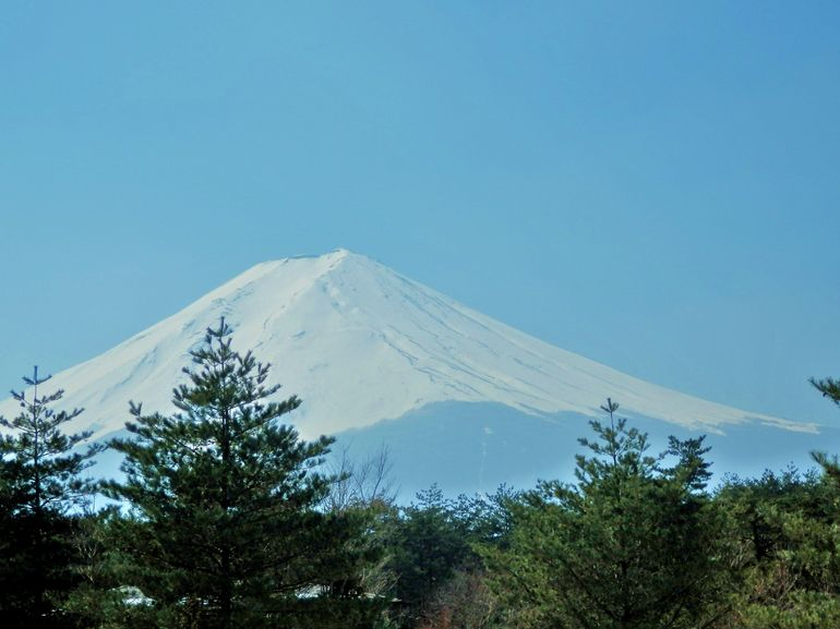 Our beautiful Day Trip to Mt Fuji - Tokyo