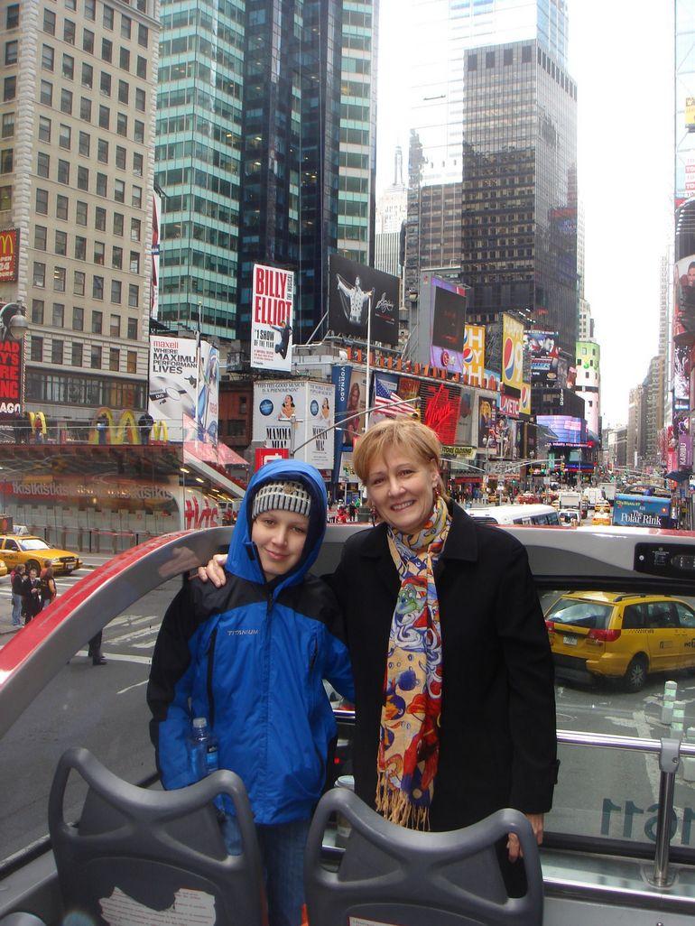Spring Break in Times Square, NY - New York City
