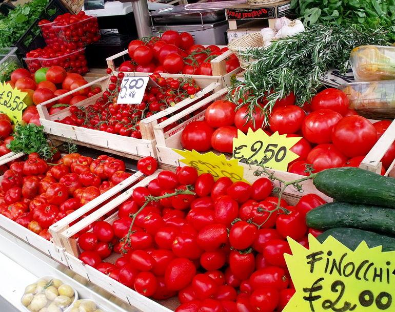 testaccio market - Rome