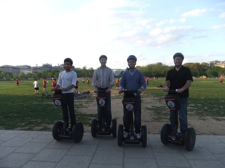 Washington DC Segway Night Tour photo 17