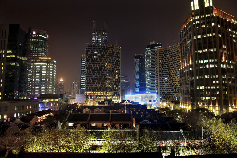 Xin Tian Di, Shanghai - Shanghai