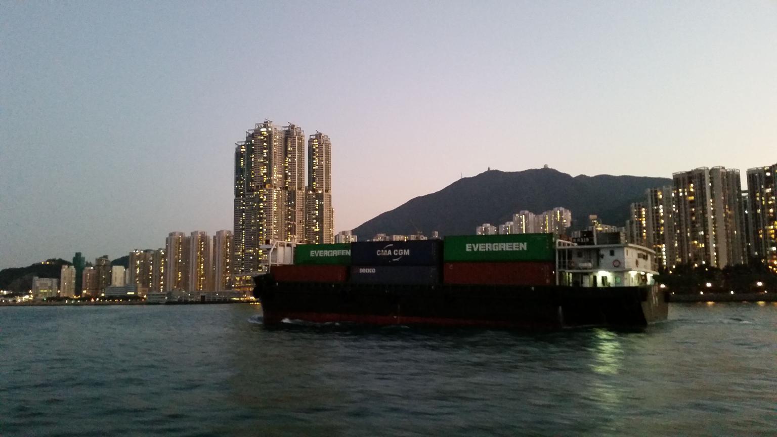 MÁS FOTOS, Hong Kong Sunset Cruise plus Dinner at the Jumbo Floating Restaurant