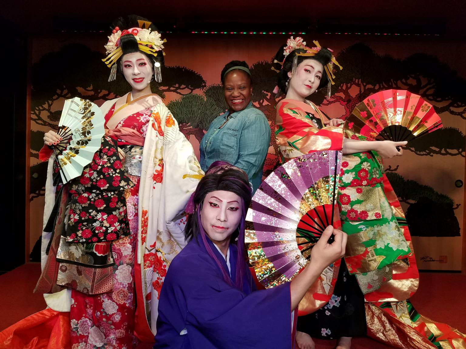 MORE PHOTOS, Tokyo Bay Cruise with Dinner and Oiran Show