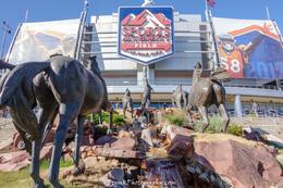 Mile High Stadium of the Denver Broncos , oatografia - September 2017