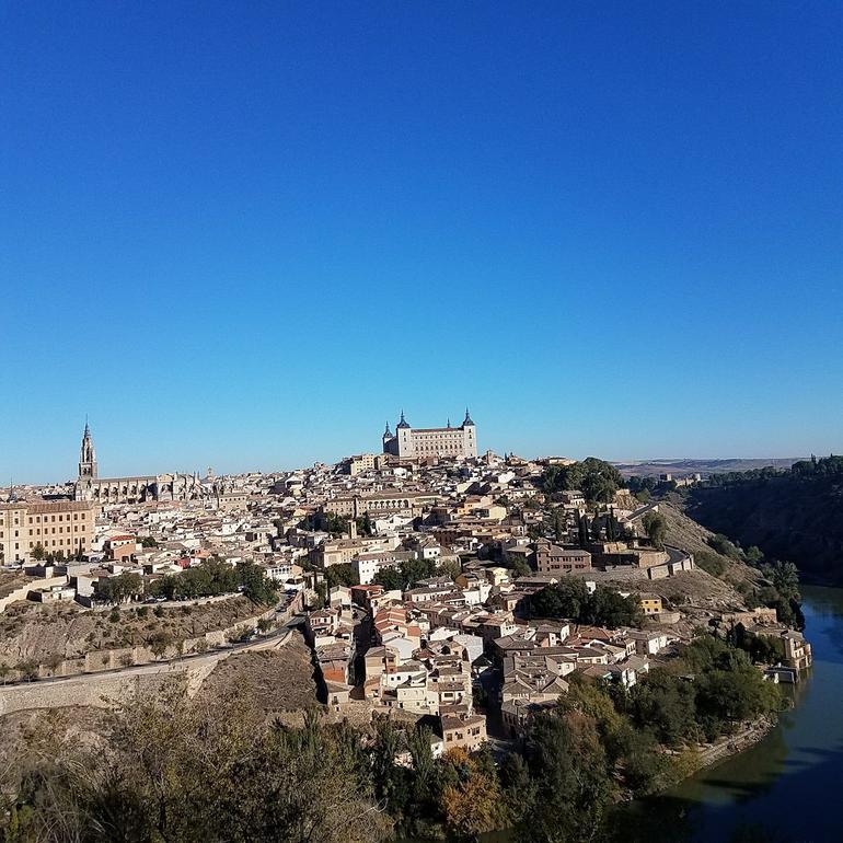 City Sightseeing Toledo Hop-On Hop-Off Bus Tour