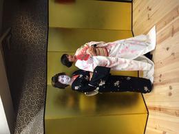 Geisha and me. , Alla B - December 2017