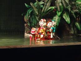 Wasserpuppentheater , goldensunny - January 2018