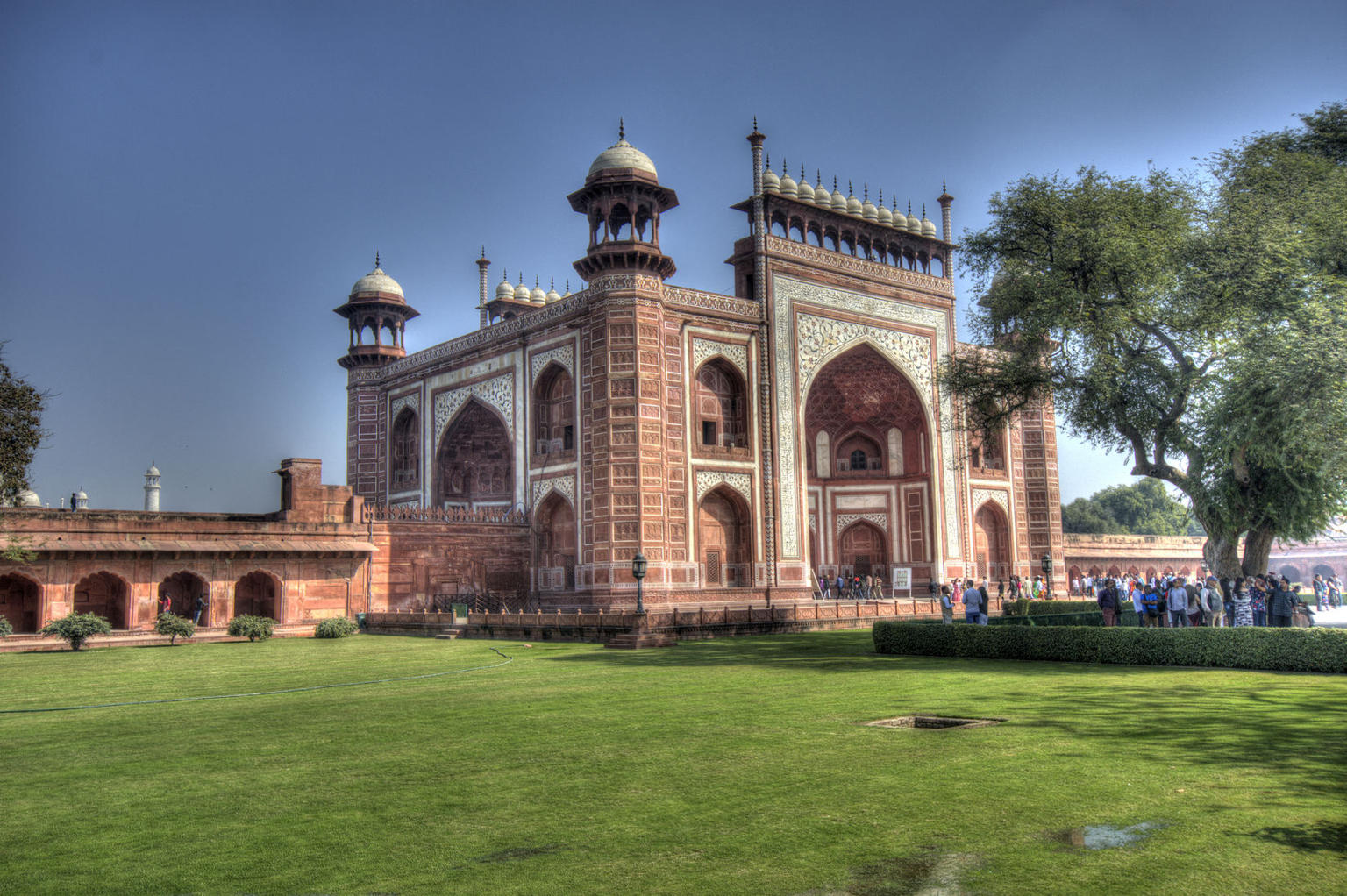 MAIS FOTOS, Taj Mahal and Agra Fort Full-Day Tour with Lunch from Delhi