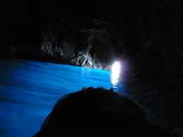Blue Grotto....beautiful , mazza - April 2012