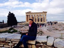 Amazing experience in Athens , Anna G - March 2014