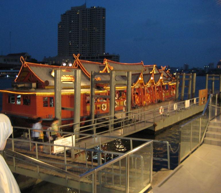 Boat - Bangkok