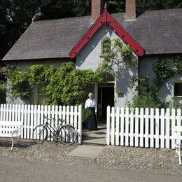 The Doctor at Bunratty Folk Park. , Deborah Y - July 2015