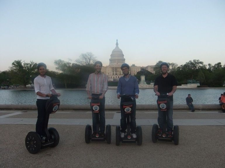 Washington DC Segway Night Tour photo 18