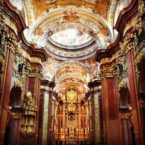 Melk Abbey – Melk, Lower Austria, Austria | Free Travel wallpapers