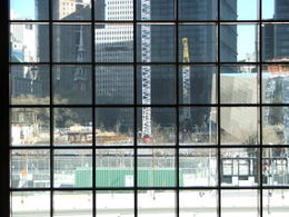 Can you see Ground Zero? , Angela G - April 2012