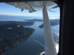 View from the float plane , Christopher R - August 2015