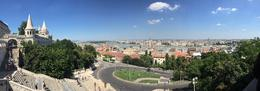 From the Fisherman's Bastion , dmazumdar - August 2016