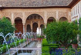 Generalife gardens - June 2016