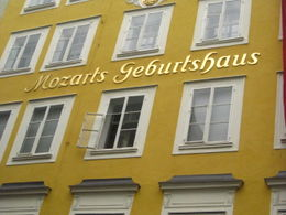 Mozart's House! , Sofiah S - May 2011