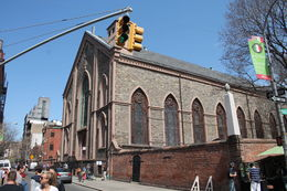 Beautiful Church where all the Maffia thing started , Eddy M - April 2014