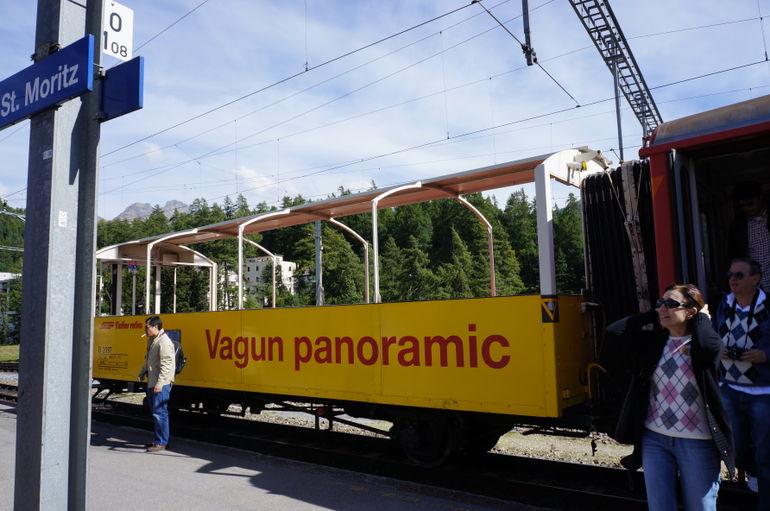 Panorama wagon - Milan