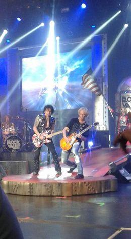 Great show!, Dani - September 2015