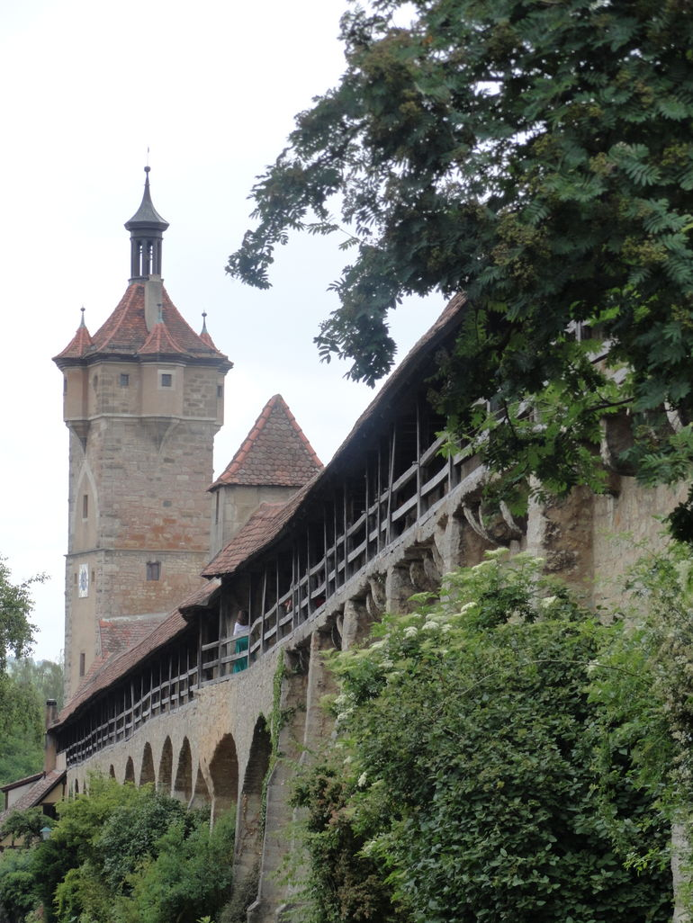 Rothenburg's Wall - Frankfurt