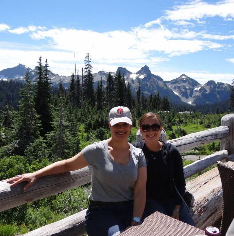 Mount Rainer National Park - Seattle