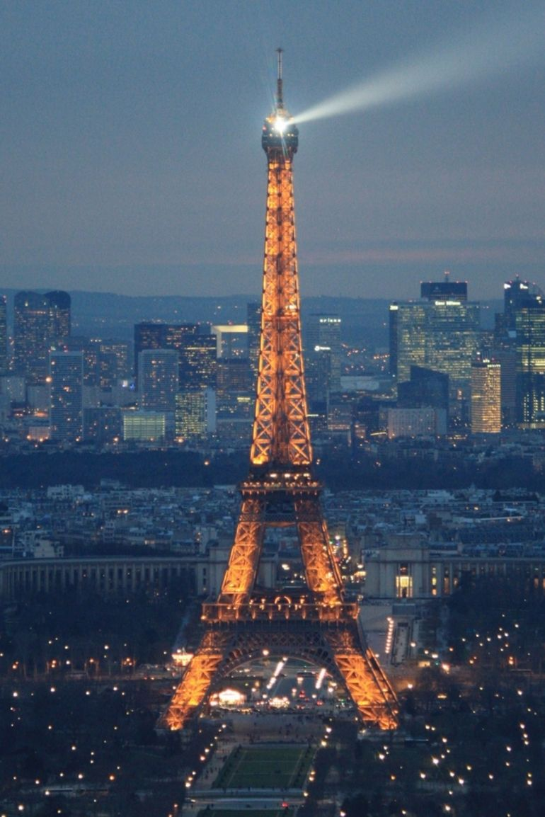 View from the Top - Paris